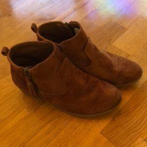 Sonoma girls bootie boot